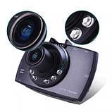 Видеорегистратор G30 Full HD 1080P 1 камера Черный, фото 4