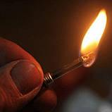 Огниво кресало зажигалка вечная спичка зажигалка, фото 2