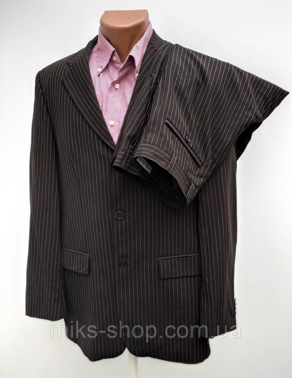 Діловий костюм розмір 46 ( С-34)