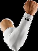 Рукав компресійний баскетбольний McDavid 1 шт. розмір L білий (6511)