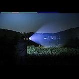 Тактический фонарь POLICE BL-X71-P50 фонарик, фото 3