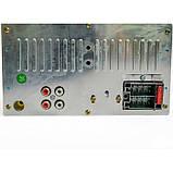 Автомагнитола MP3 USB AUX FM 9902 2DIN, фото 4
