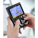 Игровая консоль приставка dendy SEGA 400 игр 8 Bit SUP Game без джойстика черный, фото 4