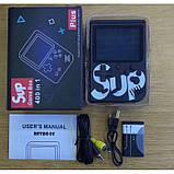 Игровая консоль приставка dendy SEGA 400 игр 8 Bit SUP Game без джойстика черный, фото 6