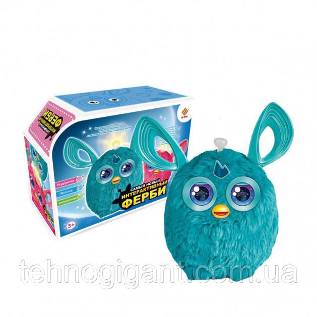 Інтерактивна іграшка Ферби ( FURBY ) російськомовна музична іграшка Ферби Блакитний колір нова версія
