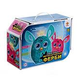 Інтерактивна іграшка Ферби ( FURBY ) російськомовна музична іграшка Ферби Блакитний колір нова версія, фото 6