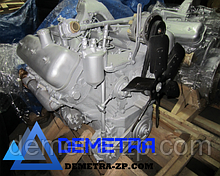 Двигатель ЯМЗ-236М2 на самоходные краны КС, автогрейдер, автопогрузчик, авто МАЗ, Урал (180 л.с).  236М2