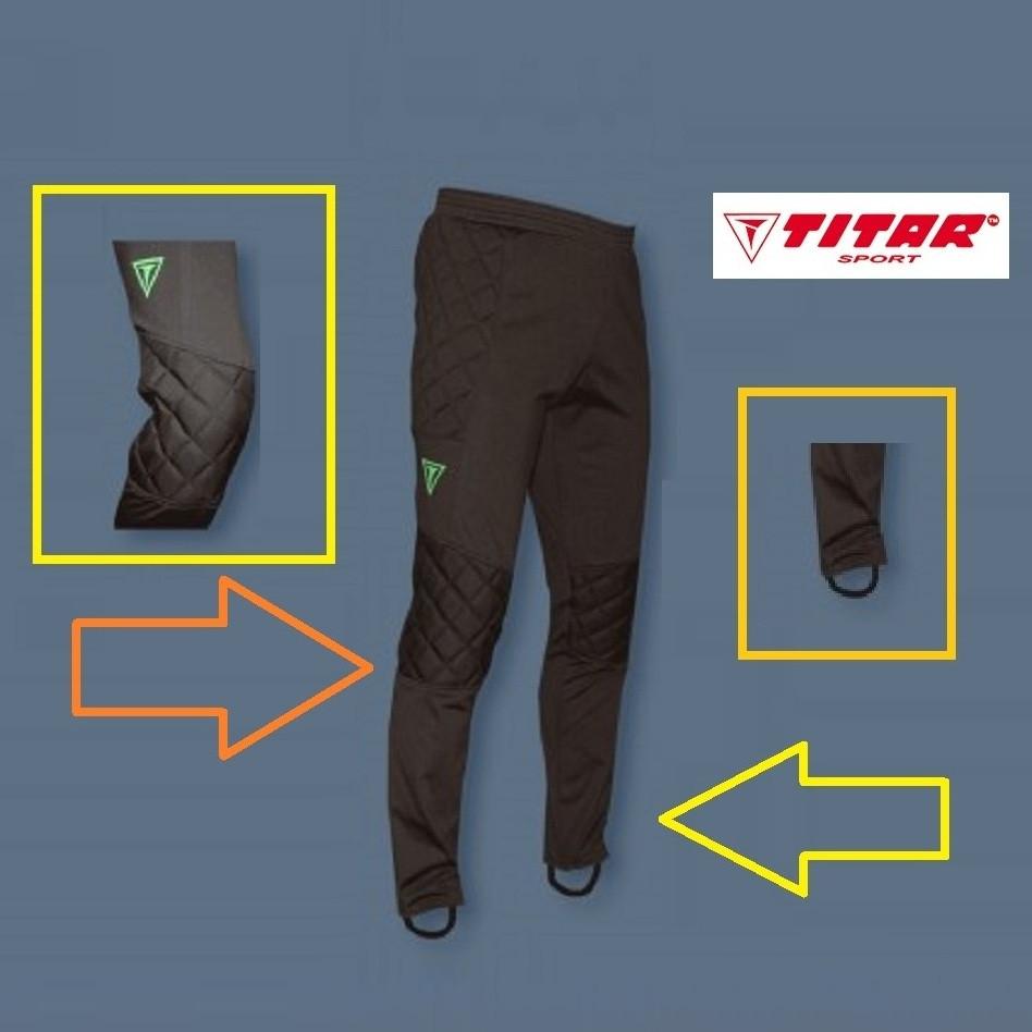Штаны вратарские (взрослые) TITAR Стандарт