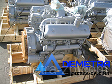 Двигатель ЯМЗ-236М2-1 МАЗ (180 л.с.). 236М2-1