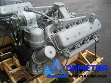 Двигатель ЯМЗ-238М2-2 МАЗ, КРАЗ, УРАЛ, скрепер МОАЗ (240 л.с.).  238М2-2