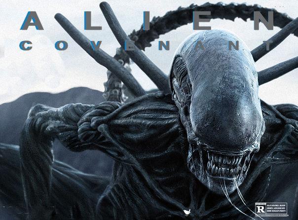 Набор Alien: Covenant (Чужой-Завет)