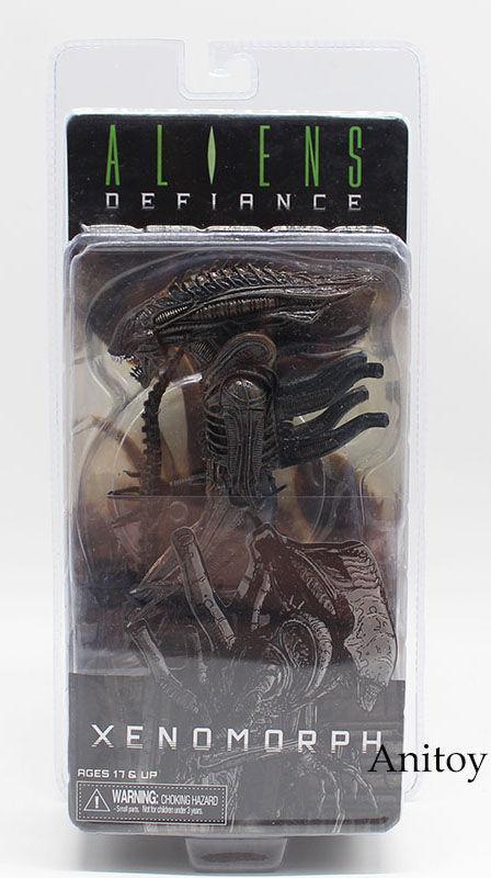 Чужой (Alien-Prior) 22 см Новинка!