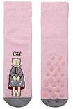 Дитячі махрові шкарпетки CONTE (ВЕСЁЛЫЕ НОЖКИ) 22р., фото 2