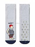 Дитячі махрові шкарпетки CONTE (ВЕСЁЛЫЕ НОЖКИ) 22р., фото 4