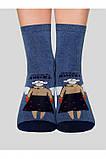 Дитячі махрові шкарпетки CONTE (ВЕСЁЛЫЕ НОЖКИ) 22р., фото 5