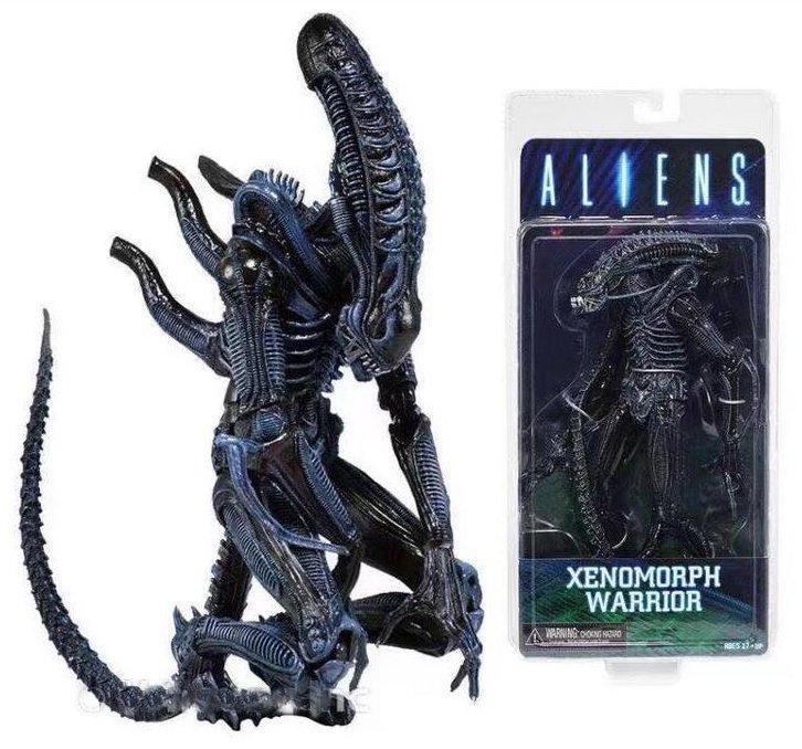 Чужой (Alien-Warrior) (шарнир)