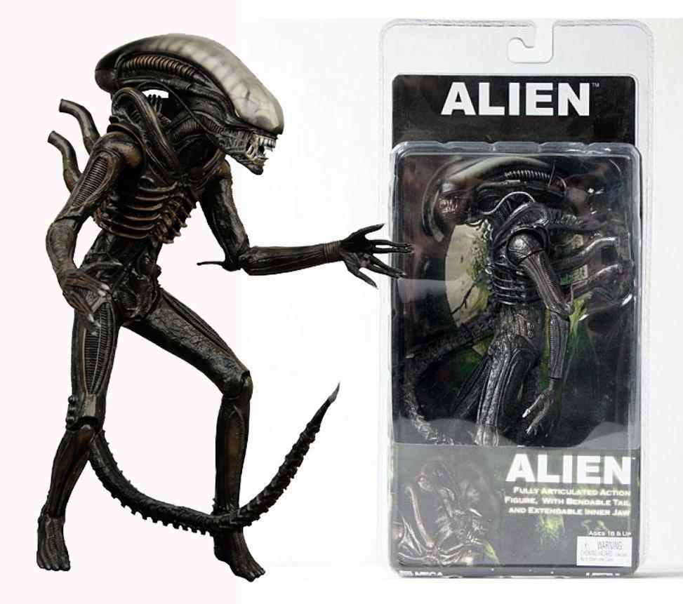 Чужой (Alien-Lurker) 22 см (втулка)