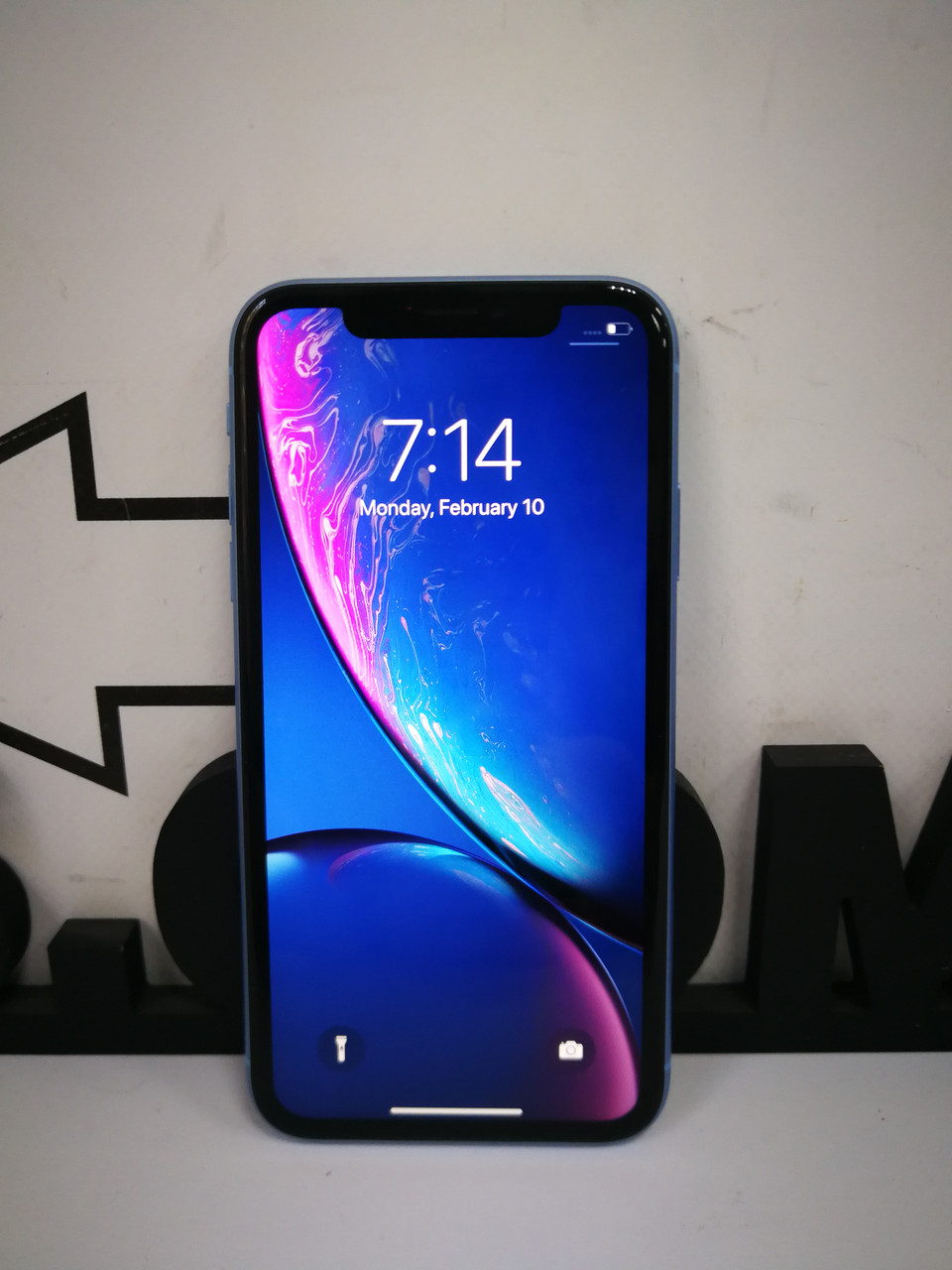 "Смартфон Apple iPhone ХR 128GB Blue, 6.1"" IPS, Apple A12, NFC"