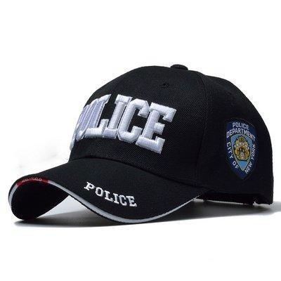 Бейсболка POLICE NYPD (Премиум) Офецерская