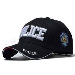 Бейсболка POLICE NYPD (Преміум) Офецерская
