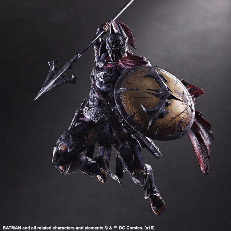 Бетмен-Спартанець (KAI) Японія. Раритет