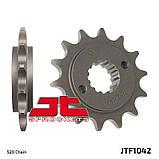 Звезда стальная передняя JT Sprockets JT JTF1042.14, фото 2