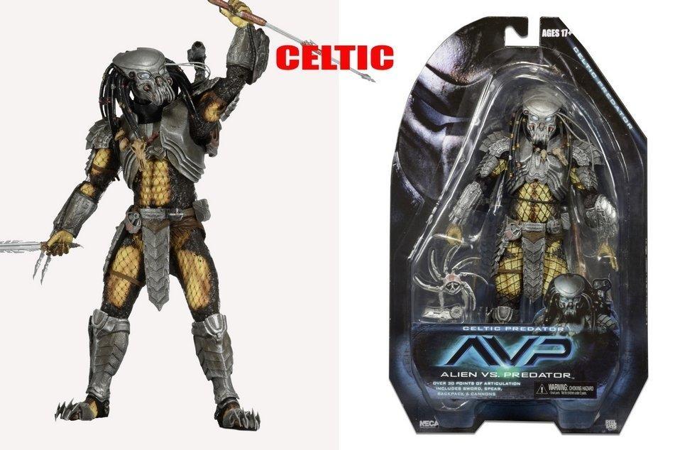 Хищник Predator-Celtic (AVP серия)