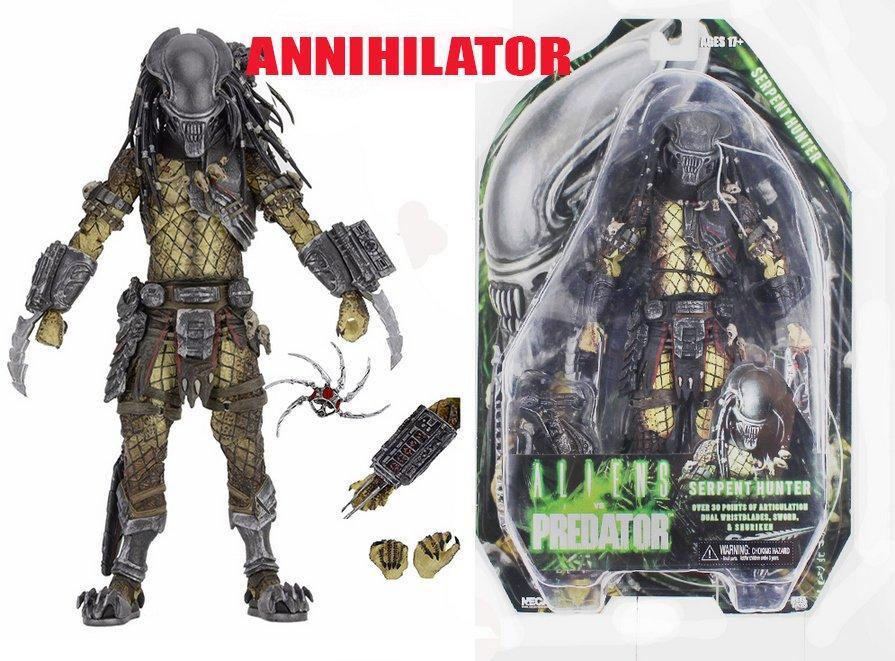 Хищник Predator-Annihilator (AVP серия)!Раритет!