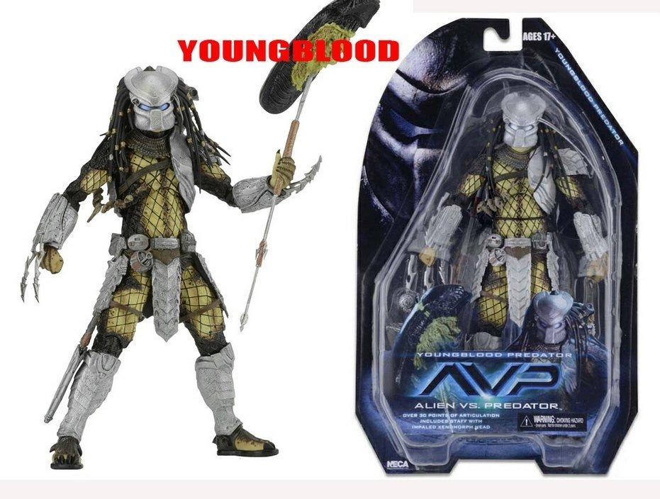 Хищник Predator-Young Blood (AVP серия)раритет