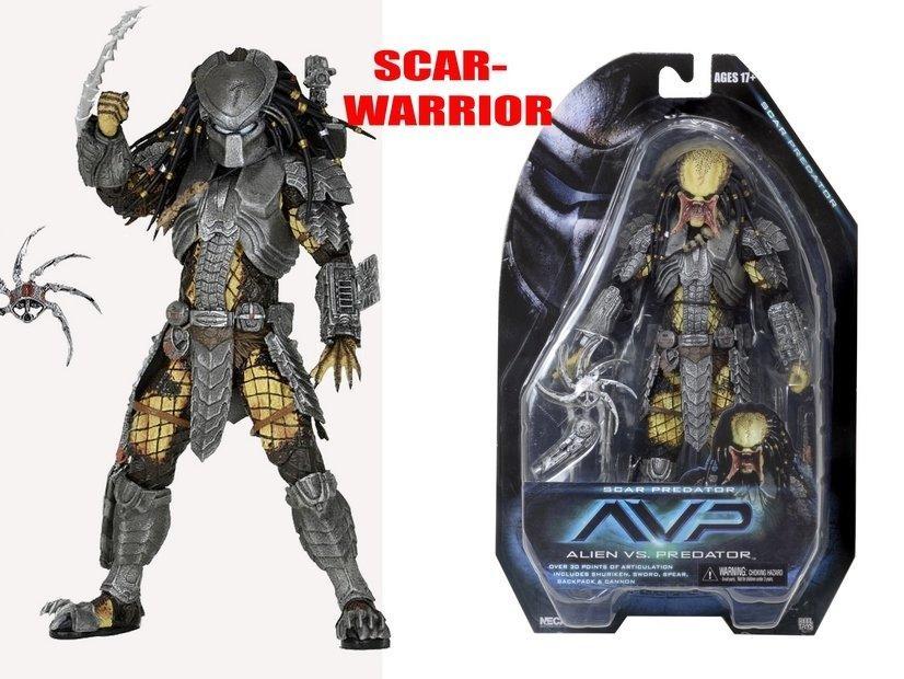 Хищник Predator-Scar (AVP серия)