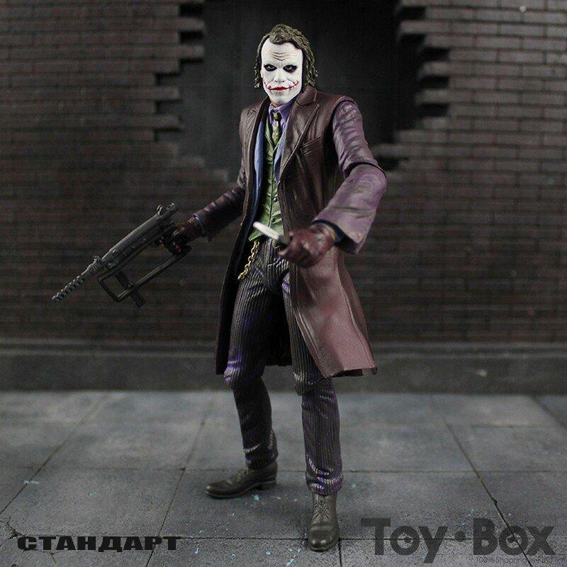 "Джокер (Joker) ""Темный рыцарь"" 18 см"