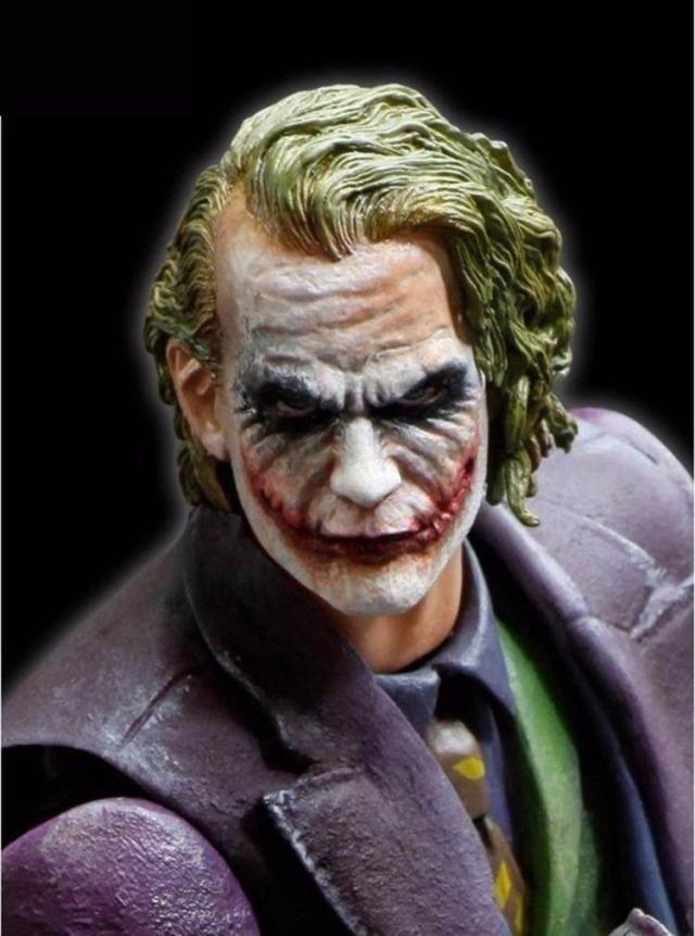 "Джокер (Joker) ""Темний лицар"" 23 см(Преміум)"