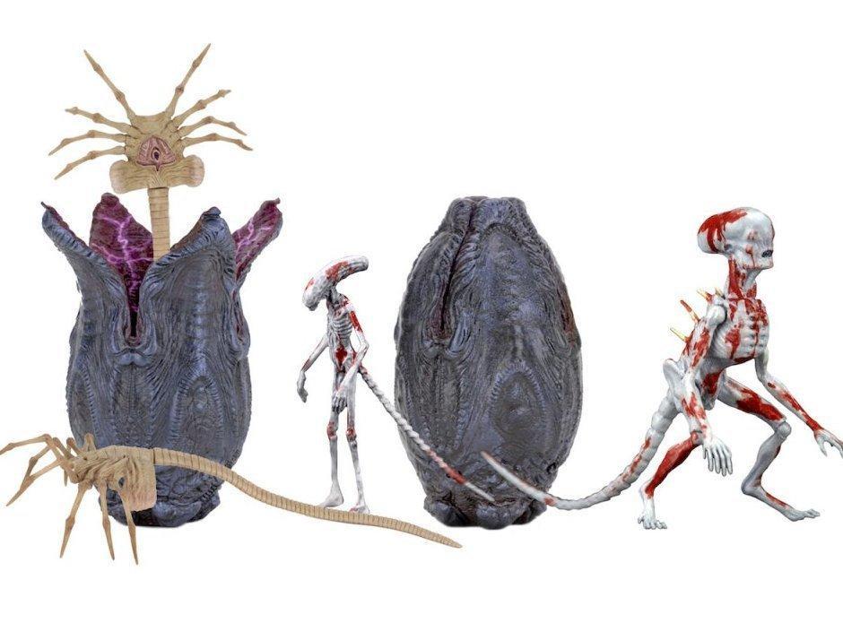 Набор Существ- Alien:Covenant