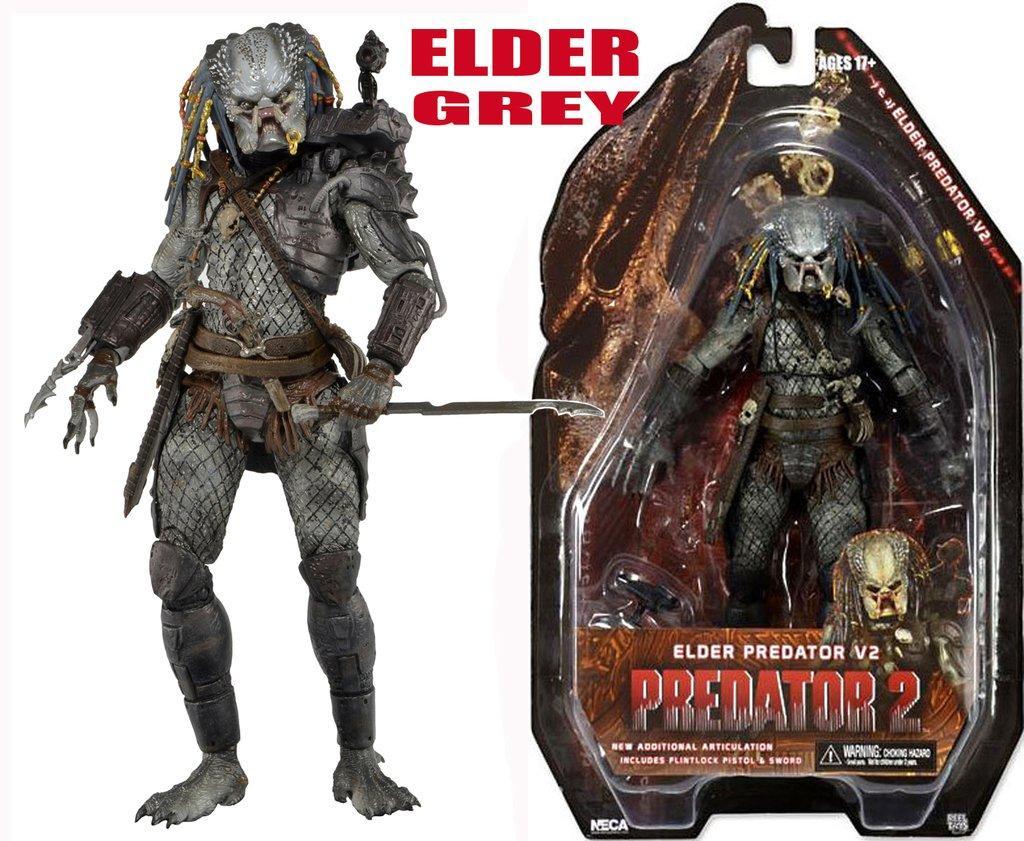 Хищник (Predator-Elder Grey) серия по фильмам
