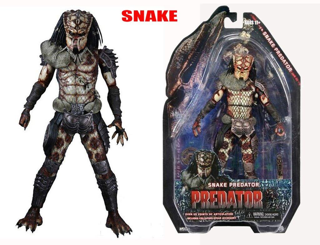 Хижак (Predator-Snake) серія фільмів