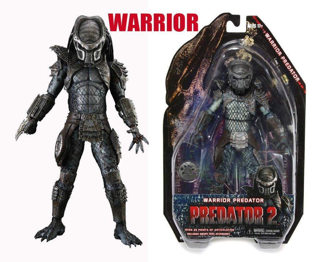 Хищник (Predator-Warrior) серия по фильмам