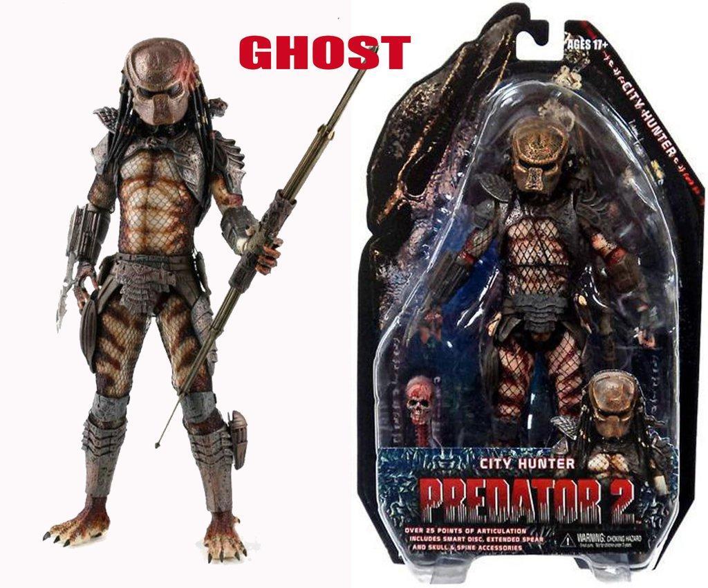 Хижак (Predator-Ghost) серія фільмів