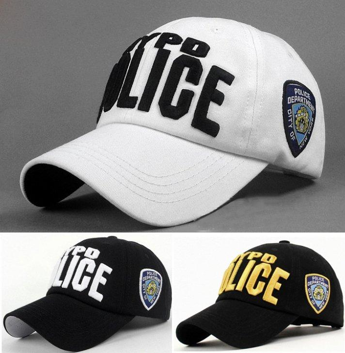 Бейсболка Police NYPD.(стандарт)