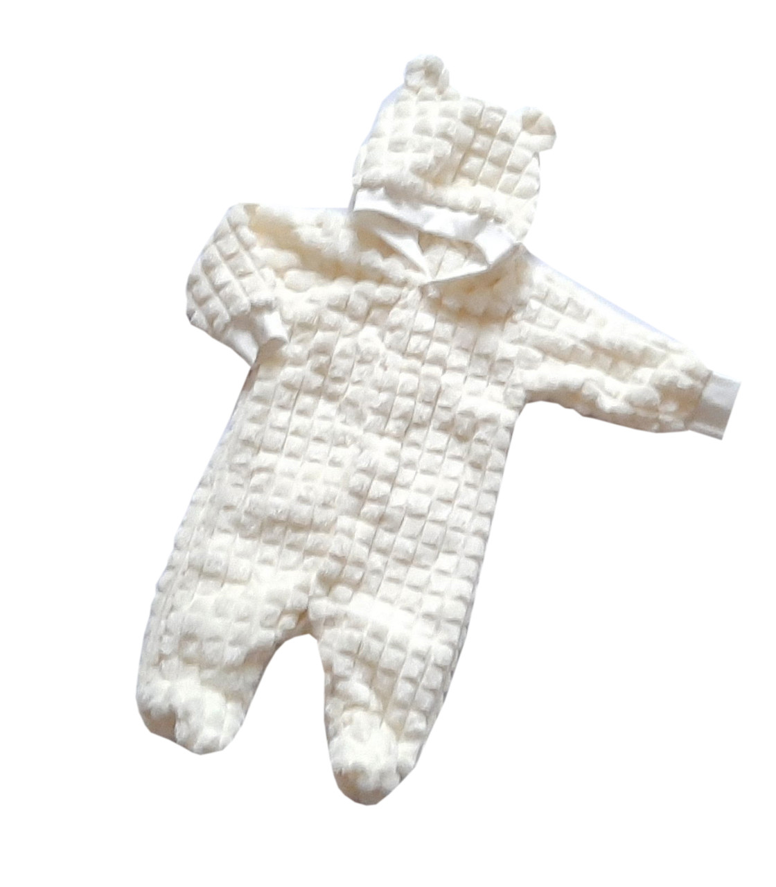 Комбинезон теплый для новорожденных