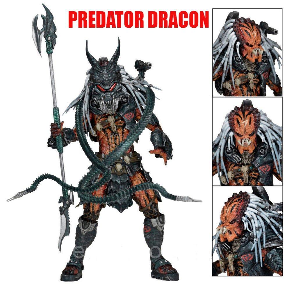 Хищник (Predator-Leader Clan) (Дракон) Акция