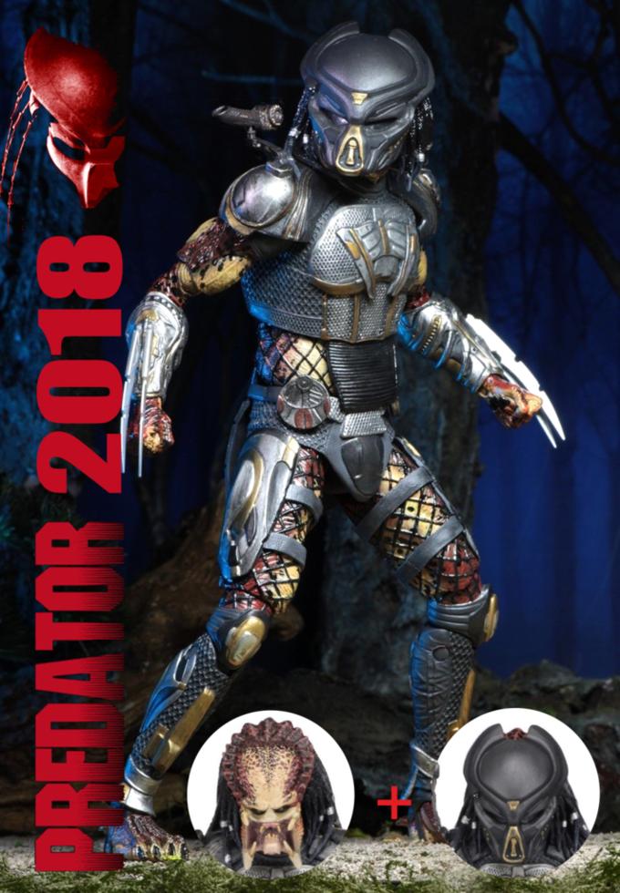 Хижак (Predator-Deserter) 2018!NEW!(за фільмом)Рартет