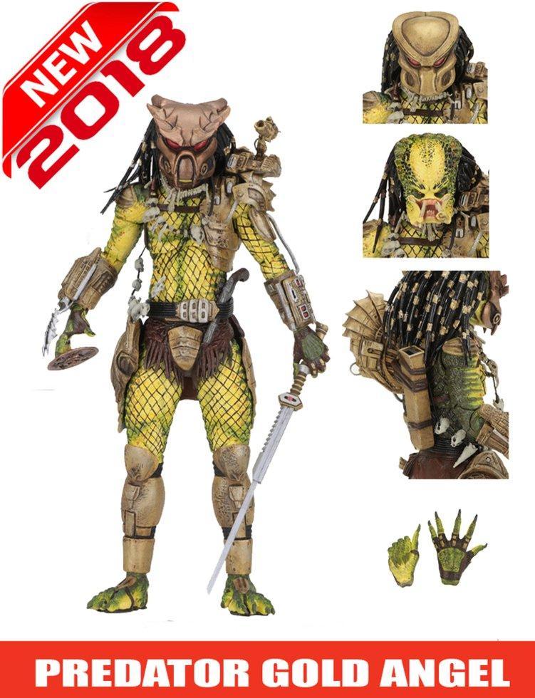 Хижак (Predator-Golden Angel) NEW 2018