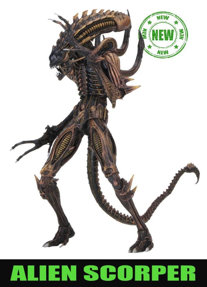 Чужой (Alien Scorper) new 2019г