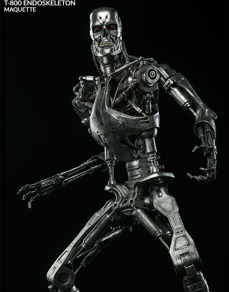 Термінатор T-800 (Terminator Endoskeleton) Tyre 2
