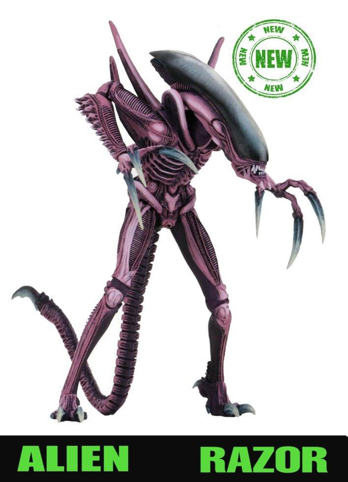 Чужий (Alien Razor) new 2019г