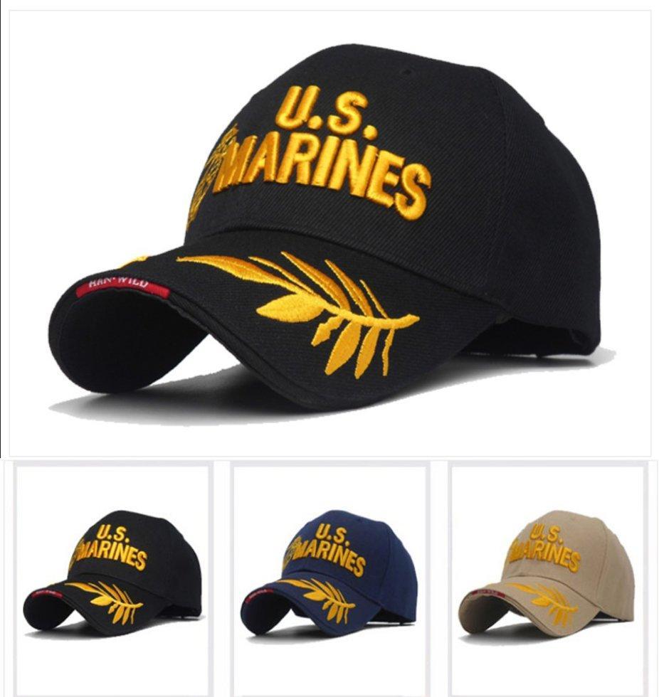 Бейсболка US Marines (Флот США)
