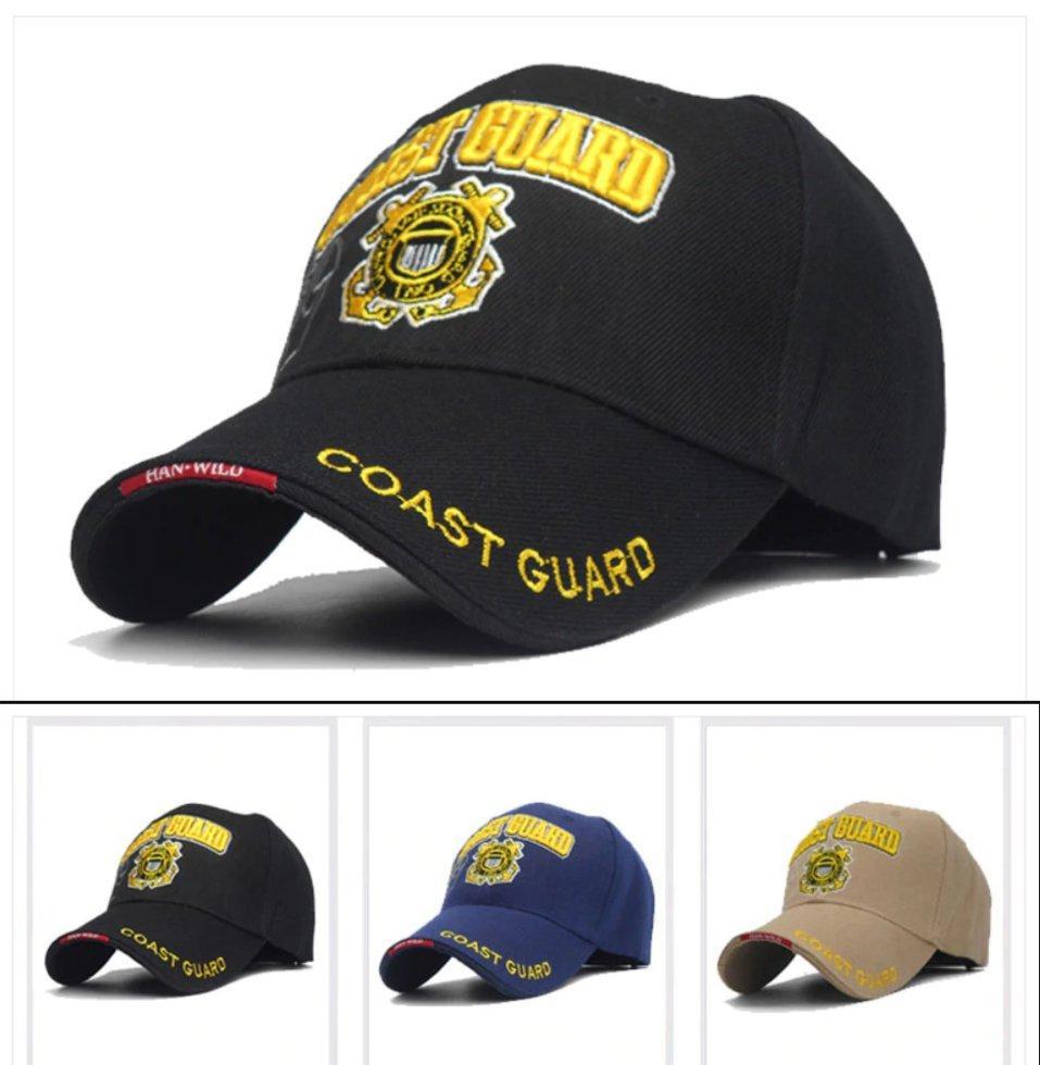 Бейсболка Coast Guard USA (Берегова Охорона)