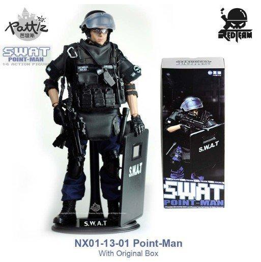 Боєць загону SWAT (Преміум) 30 см.(70 бонусів)