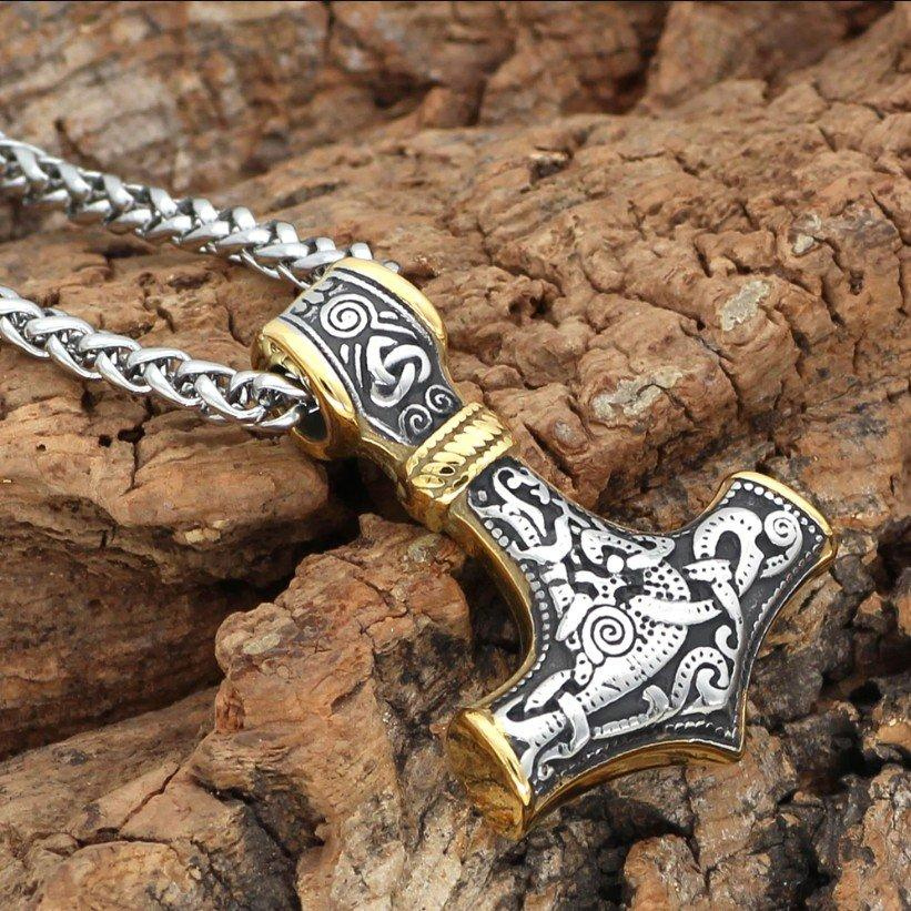 Молот Тора (фігурний) сталь