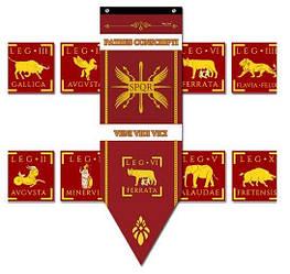 Штандарти Римських Легіонів